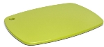 "Epicurean 404-181305 Eco Plastic Cutting Board, 18 x 13"", Poly, Green w/ Gripper Feet"
