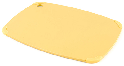 "Epicurean 404-181310 Recycled Poly Cutting Board, 17.5x13"", Yellow"
