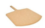 Epicurean 407-261601 Commercial Pizza Peel, 16 x 26-in, Natural, Durable 1/4-in Profile