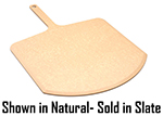 Epicurean 407-271802 Pizza Peel, 18x27x.25-in, Slate