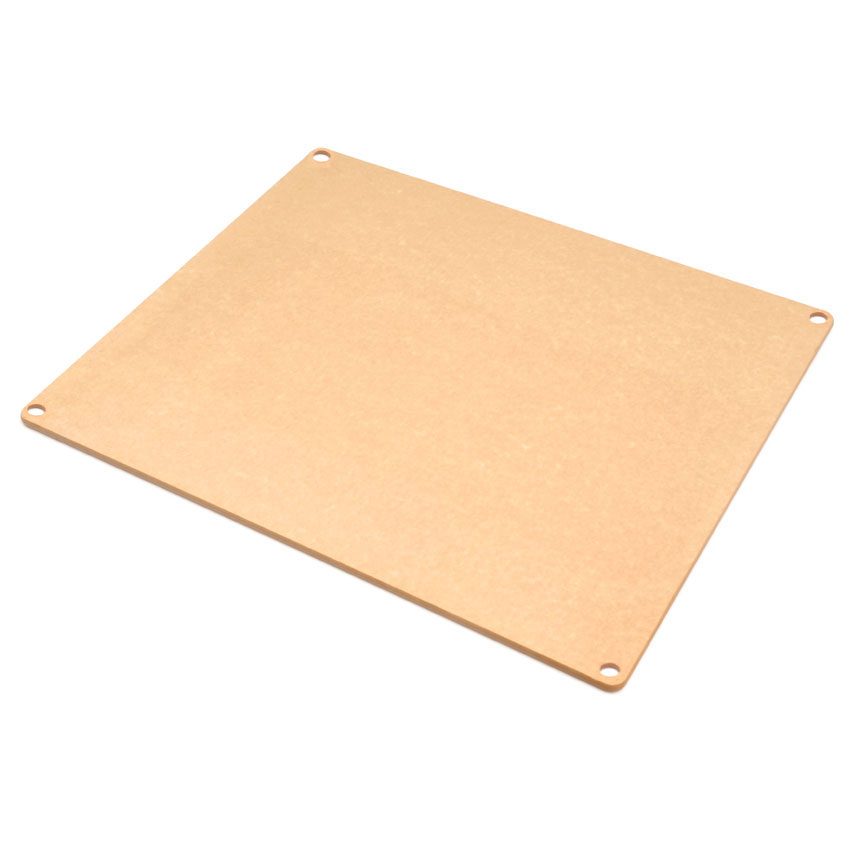 Epicurean 622-231901 Non Slip Board w/ Colored Feet & 23x19x.380in, Natural