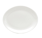 Oneida F1400000355 Oval Platter w/ Rolled Edge, Tundra, Oneida Collection, 11x8.5""