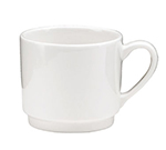 Oneida F1400000530 8.5-oz Stackable Cup, Tundra, Oneida Collection, 4.25-in