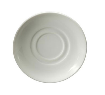 "Oneida R4220000500 5.75"" Saucer, Royale Undecorated, Sant' Andrea"