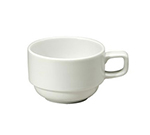 Oneida R4220000530 7-oz Stackable Cup, Royale Undecorated, Sant' Andrea