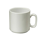 Oneida R4220000560 9-oz Stackable Mug, Royale Undecorated, Sant' Andrea