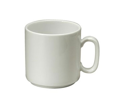 Oneida R4220000560 9-oz Stackable Mug, Royale Undecorated, Sant' A