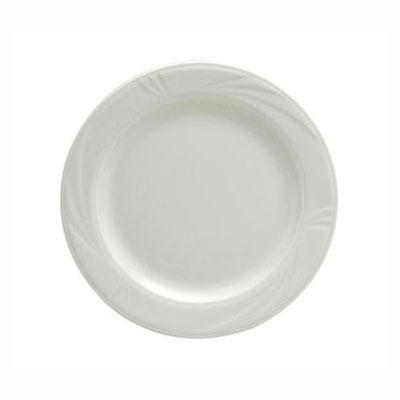 Oneida R4510000139 9 Arcadia Plate - Medium Rim, Porcelai...
