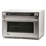 Amana AMSO22 2200w Commercial Steamer Microwave Oven w/ Touch Pad, 240v/1ph