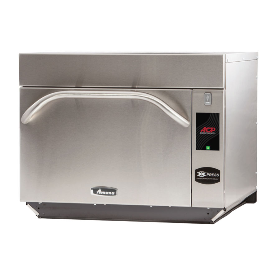 Amana AXP22TL Quarter-Size Countertop Convection Oven, 208-240v/1ph