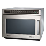 Amana HDC182 1800w Commercial Microwave with Touch Pad, 240v/1ph