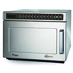 Amana HDC18SD2 1800w Commercial Microwave with Touch Pad, 208-240v/1ph