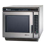 Amana RC22S2 2200w Commercial Microwave with Touch Pad, 208-240/1v