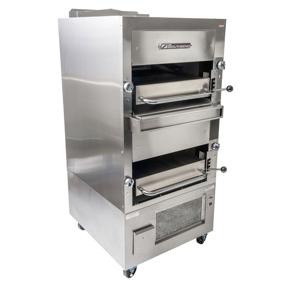 Southbend 270 LP Double Infrared Deck Radiant Broiler, Free Standing, LP