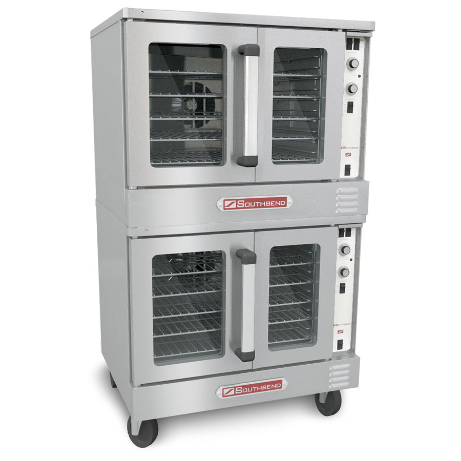Southbend BGS/22SC Double Full Size Gas Convection Oven - NG