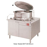 Southbend DMT-40 40-gal Direct Tilting Kettle, 2/3-Jacket, Stainless, 115v