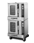 Southbend GH-20CCH Double Half Size Gas Convection Oven, LP