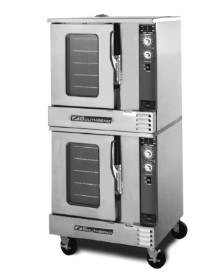 Southbend GH-20SC Double Half Size Gas Convection Oven, NG