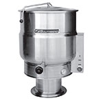 Southbend KEPS-100 100-gal Stationary Kettle, Pedestal, Thermostatic, 2/3-Jacket, 240v/3ph