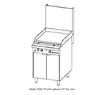 "Southbend P24N-TT 24"" Gas Range with Griddle, NG"