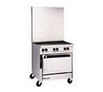 "Southbend P32A-BBB 32"" 6-Burner"