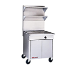 "Southbend P32A-GRAD 32"" Gas Range with Hot Top, LP"