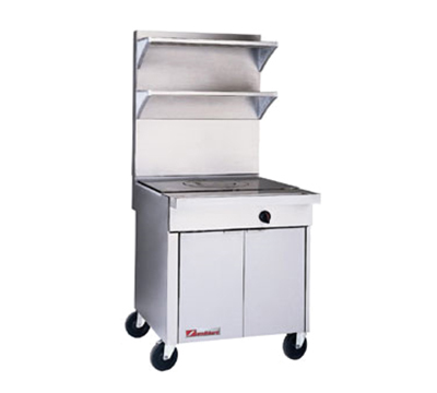 """Southbend P32A-GRAD 32"""" Gas Range with Hot Top, NG"""