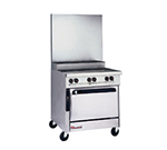 "Southbend P32N-BBB-SU 32"" 6-Burner Gas Range, Step-up, LP"