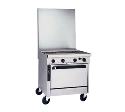 "Southbend P32N-XH-RE 32"" 2-Burner Gas Range with Hot Top, LP"