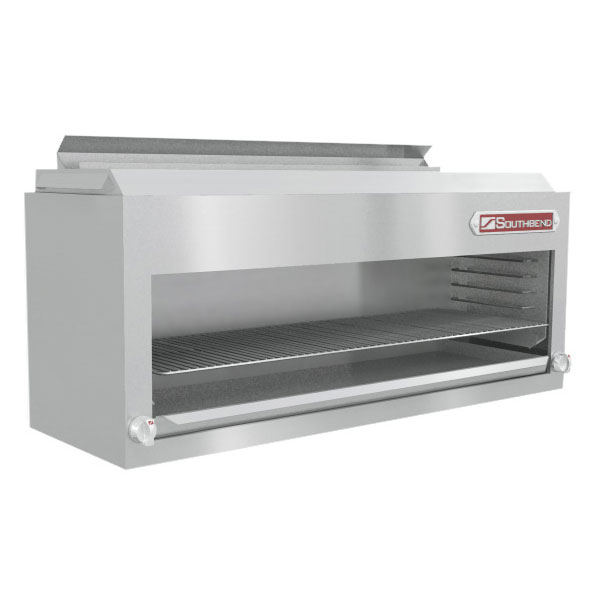 "Southbend P60-CM 60"" Infrared Burner Gas Cheese Melter, NG"