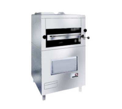 Southbend 170 LP Free Standing 1-Infrared Deck-Type Broiler w/ Enclosed Base, LP