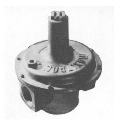 Southbend 1167782 NG 1-in Pre-Set Pressure Regulator w/ 6-in Maximum Capacity, NG