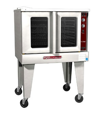 Southbend SLES/10CCH Full Size Electric Convection Oven - 240v/1ph