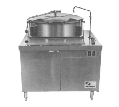 Southbend DMT-30 30-Gallon Direct Tilting Kettle, 2/3-Jacket, Stainless, 115 V