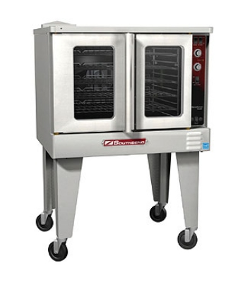 Southbend ES/10SC Full Size Electric Convection Oven - 208v/3ph