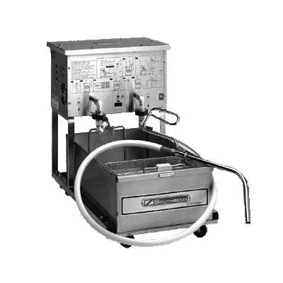Southbend SBF14 55-lb Commercial Fryer Filter - Gravity, 120v
