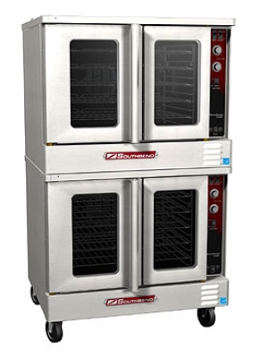 Southbend GB/25SC Double Deep Depth Gas Convection Oven - LP