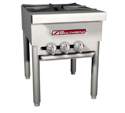 Southbend SPR-1J LP 1-Burner Stock Pot Range, LP