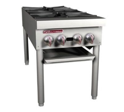 Southbend SPR-2J NG 2-Burner Stock Pot