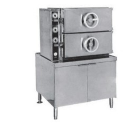 Southbend SC-2S 36-in 2-Compartment Pressure-Type Steam Coil Steamer, Cabinet, 115 V
