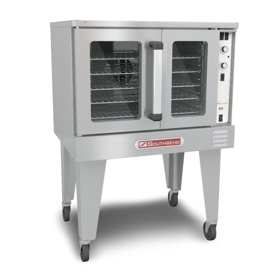 Southbend SLES/10CCH Full Size Electric Convection Oven - 208v/1ph