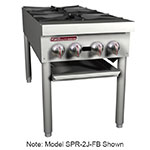 Southbend SPR-2J 2-Burner Stock Pot Range, LP