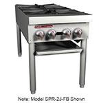 Southbend SPR-2J 2-Burner Stock Pot Range, NG