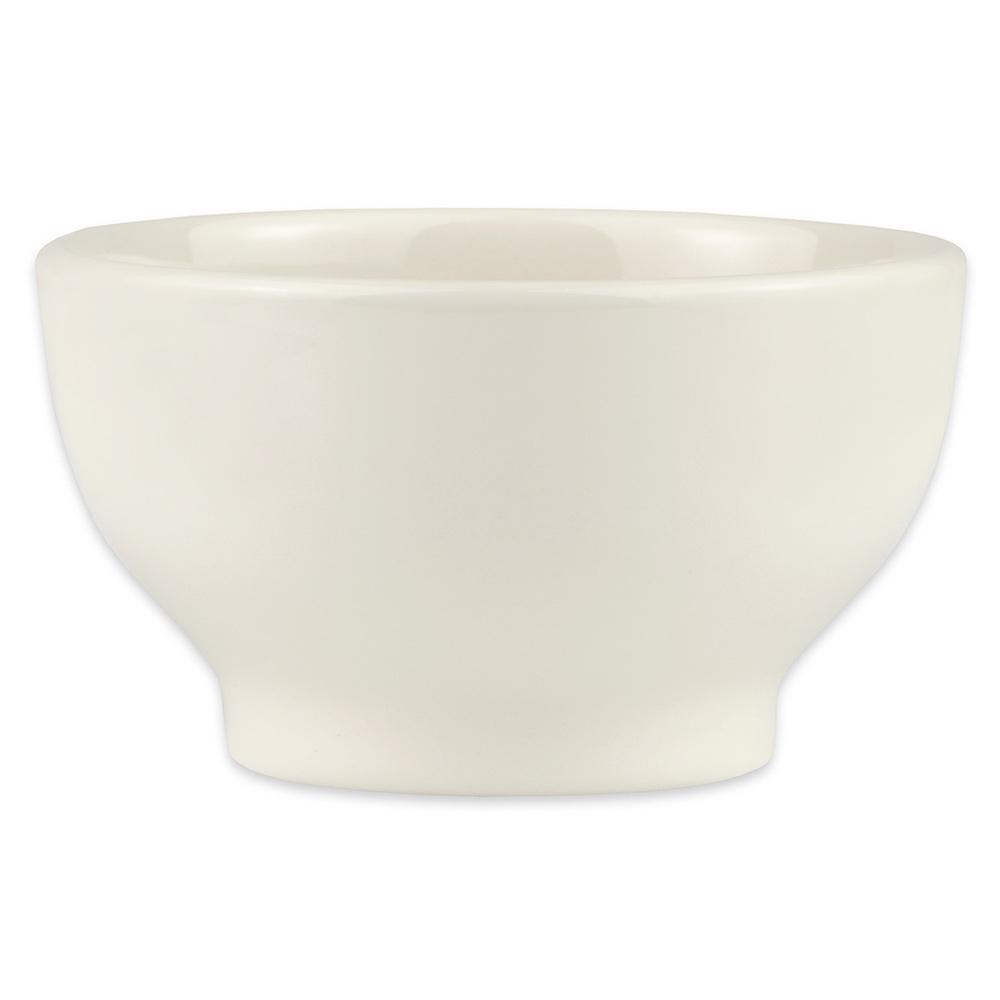 """Hall China 19990AWHA 5.375"""" Round Chili Bowl w/ 16-oz Capacity, White"""