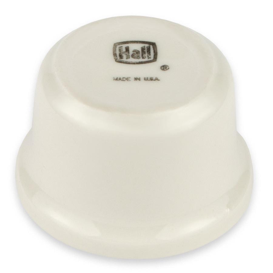 "Hall China 3710AWHA 2.125"" Round Ramekin w/ 1-oz Capacity, White"