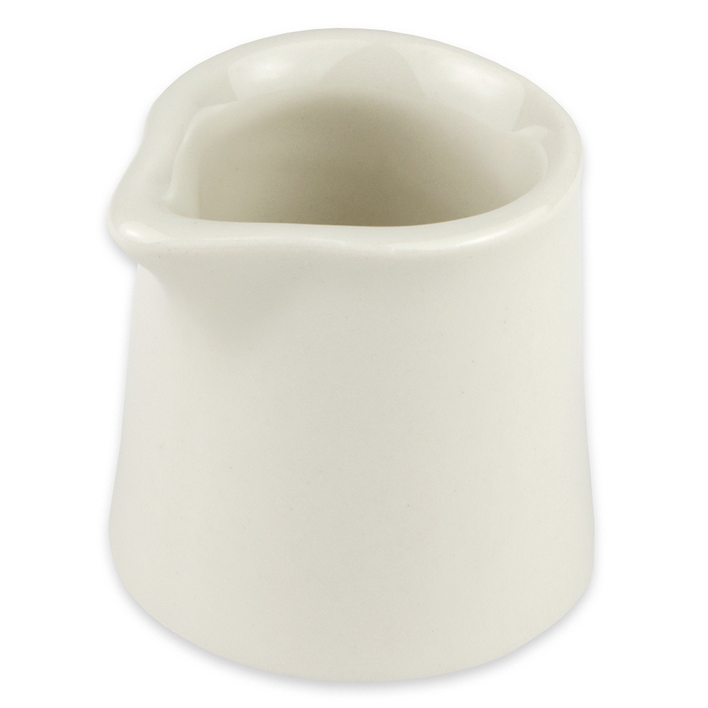 Hall China 3751/22AWHA 1-oz Tankard Creamer, White
