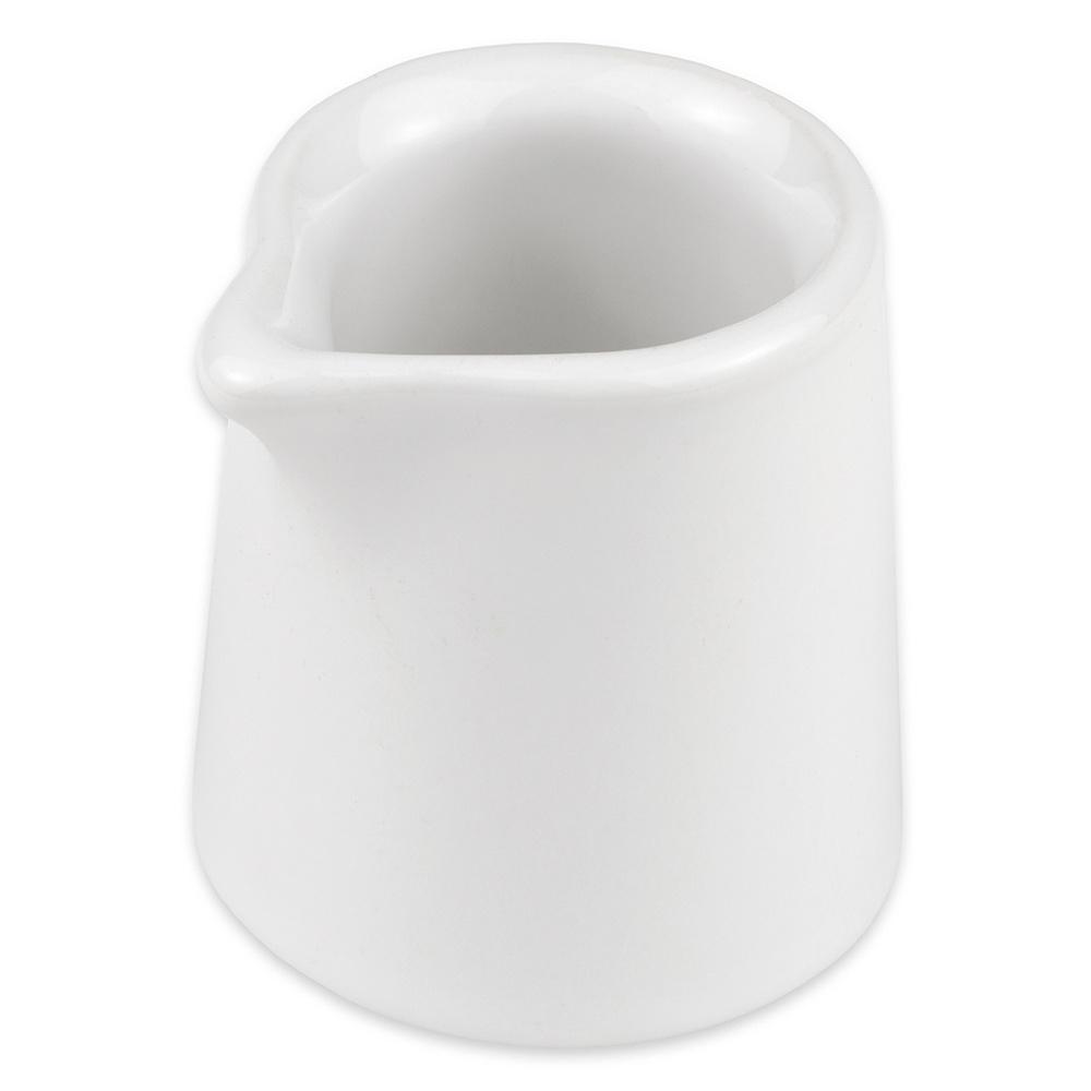 Hall China 3761/22ABWA 2-oz Tankard Creamer, White