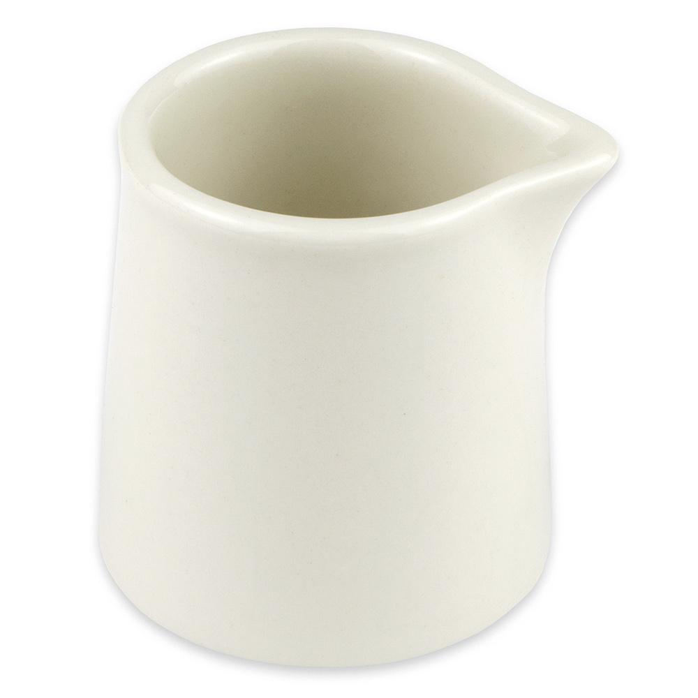 Hall China 3761/22AWHA 2-oz Tankard Creamer, White