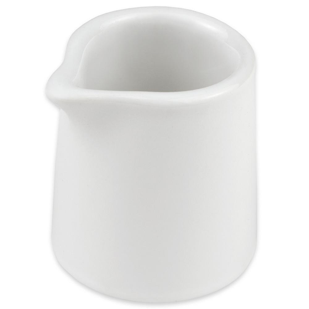 Hall China 3771/22ABWA 3-oz Tankard Creamer, White