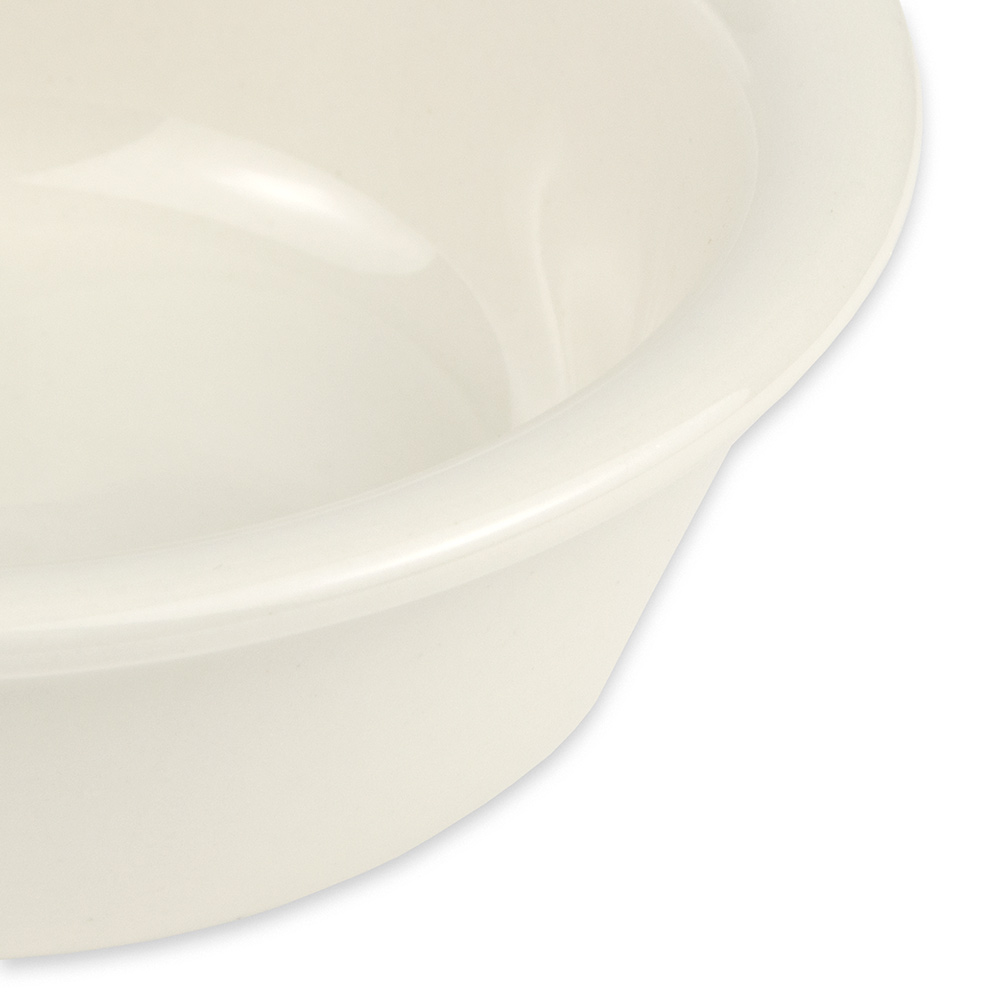 "Hall China 3890AWHA 4.75"" Round Pot Pie Baking Dish w/ 6-oz Capacity, White"